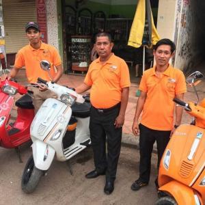 夜(ナイト)のシェムリアップをバイクで疾走!ディープでローカルなカンボジアを感じたい人向けの新ツアー!?【前編】