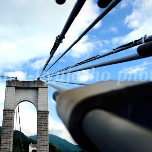 吊り橋効果。。。