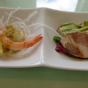 秋色の中華料理堪能