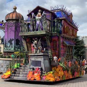 ハロウィンパレードやらないと言ったけれど・・・嬉しいサプライズの目白押し!!