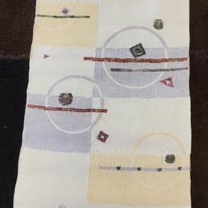 西陣織紬八寸名古屋帯
