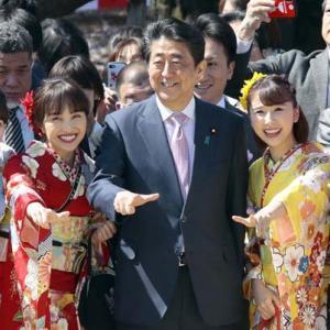 安倍首相11.20退陣説 「桜を見る会」疑惑で政界の空気一変