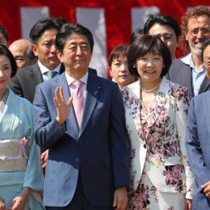 「桜を見る会」の枠が自民党6000人、首相1000人、私人の昭恵枠も