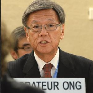 沖縄の翁長元知事に投げつけた発言に  菅氏の冷酷、無情の本質が見える。