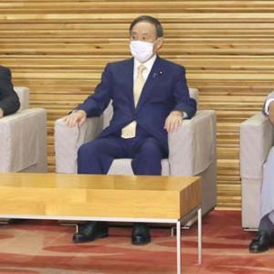 組閣から10日  身体検査できず新 大臣3人に スキャンダル噴出