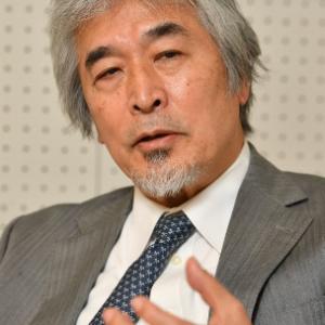五輪、「国のため」は時代錯誤 山極寿一・前京都大学長