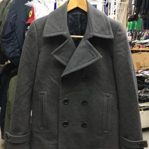 MofM man of moods マンオブムーズ ウール P コート グレー 1 日本製