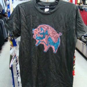 【未使用品】 ピンクフロイド ANIMALS Tour77 半袖Tシャツ (M)
