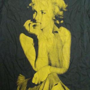 【未使用品】 Marilyn Monroe マリリン・モンロー 半袖Tシャツ (S)