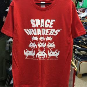 30周年 スペースインベーダー 2008年 SPACE INVADERS タイトー Tシャツ M