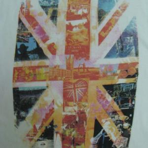 布袋寅泰 Rock'n Roll Revolution Tour Tシャツ 白 (サイズ不明)