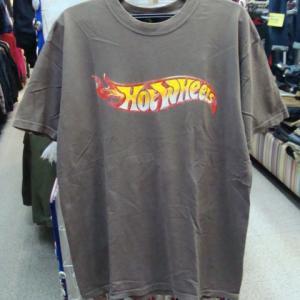 【USA製】 Hot Wheels. ホットウィール 半袖Tシャツ (L・大きめ)