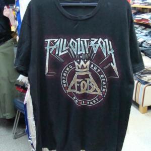 FALL OUT BOY フォールアウトボーイ 半袖Tシャツ 黒 (L)