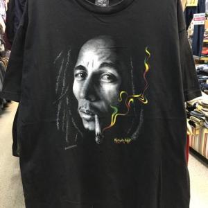 BOB MARLEY ボブマーリー 2007 KAYA MAN 半袖 Tシャツ 黒 XL
