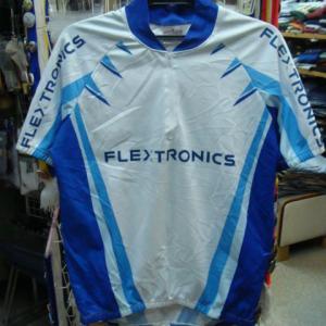 フレクストロニクス Flextronics 半袖サイクルジャージ (L)