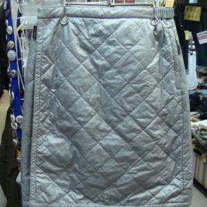 mont-bell モンベル キルティング ラップスカート 巻きスカート (L)