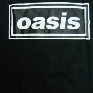 【未使用品】 Oasis オアシス 長袖Tシャツ 黒 (L)