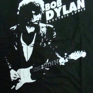【未使用品】 Bob Dylan ボブ・ディラン 長袖Tシャツ 黒 (L)