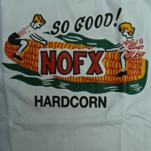 【未使用品】 NOFX ノーエフエックス ラグランTシャツ (S)