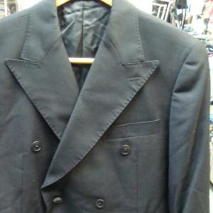 【裏地刺繍】 Sapna Enterprises テーラードジャケット 黒 (サイズ不明)
