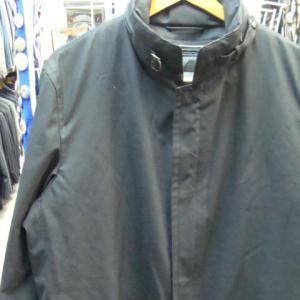 allegri アレグリ シンサレート中綿ライナー ウール×ポリ コート 黒 (48)
