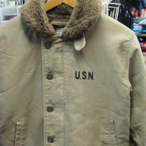 【size32】NAVY DEPARTMENT USN N-1 デッキジャケット