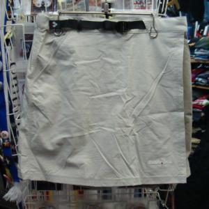 mont-bell モンベル ラップショーツ ベージュ (M) スカート風ショートパンツ