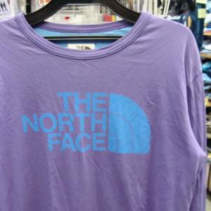 THE NORTH FACE ノースフェイス リバーシブル 長袖Tシャツ (L)