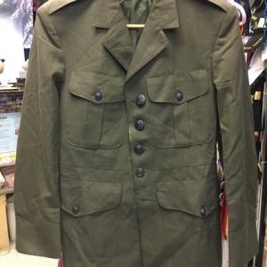 USMC アメリカ海兵隊 制服 ジャケット 上衣 42S 8405-01-279-5631