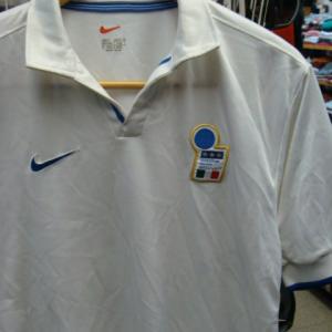 イタリア代表 1998 アウェイ ユニフォーム  (S) NIKE・UK製