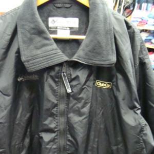 【未使用品】 Columbia コロンビア ナイロン フィールドジャケット 黒 (L)