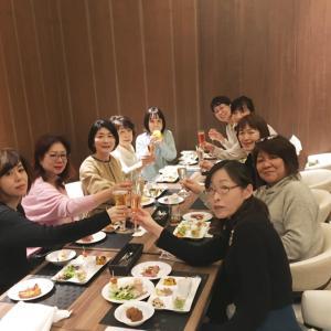 LIFE SHIFT-BLOG LESSON大阪講座生さんと新年会