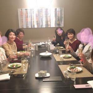 東京マリオットホテルの女子会