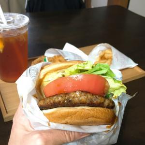 2日続いても美味しいハンバーガー