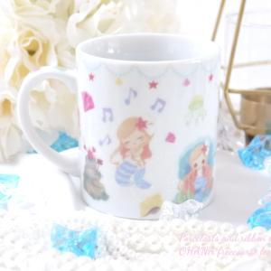 小学生女子も「マイカップ」♡自分専用が嬉しいマグカップ