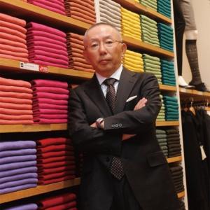 ユニクロ柳井会長「本屋で『日本最高』という本を見ると気分が悪くなる。そういう国民性だから韓国が反日になるのは分かる」