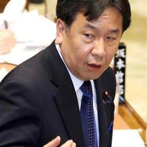 立憲・枝野代表「安倍総理と菅長官、絶対逃がさない。責任ただす」