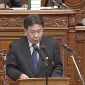 枝野幸男「総理、あなたが留まり続ければ日本社会のモラル崩壊が続く。潔く総理の職を自ら辞せ」