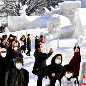 北海道 新型コロナ感染の20代女子学生が「重篤」 人工呼吸器を装着