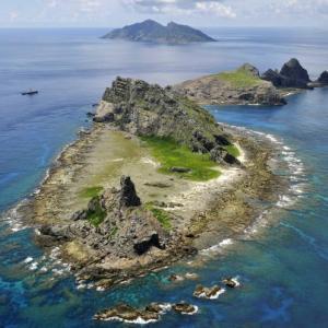 中国政府、尖閣諸島付近への日本漁船侵入禁止を要求 地名変更中止も要求
