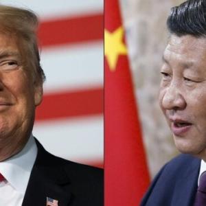 中国、国内の米国人を拘束すると警告