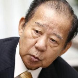 二階幹事長「結果によっては大阪市が日本から消滅することになる。大阪市民の良識あるご判断が期待される」