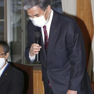 熊本県・蒲島知事が五木村訪れ謝罪 ダム建設反対を表明し当時の民主党政権が中止に