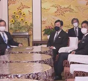 菅内閣の不信任決議案 あす国会に提出 野党4党が決定
