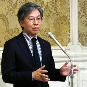 【立憲・安住氏】連合東京より共産が「リアルパワー」