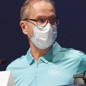 【五輪】「弁当廃棄するなら僕たちに回せ」IOC会見にボランティア大学生が乱入