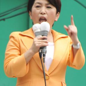 福島みずほ「感染者4000人超え。オリンピックを中断せよ」