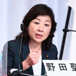 野田聖子氏、夫が元暴力団報道に「夫を信じている」