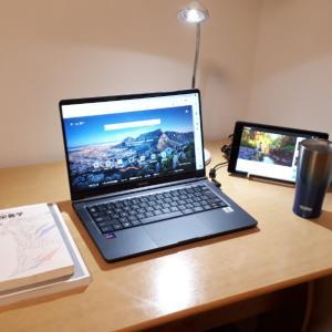 【最近のいろいろ】パソコンを買って、パソコンから投稿してみた。