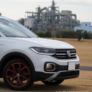 【価格は299万円から】VW新型T-CROSS(Tクロス)試乗しました!エクステリアインプレッション